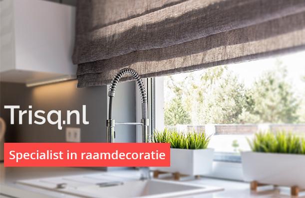 Trisq.nl - Specialist in raamdecoratie