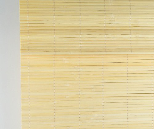 Bamboe vouwgordijn natuur detailfoto