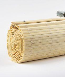 Bamboe vouwgordijnen
