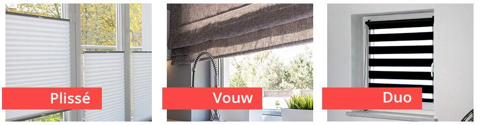Bekijk hier ons aanbod aan rolgordijnen | Trisq.nl