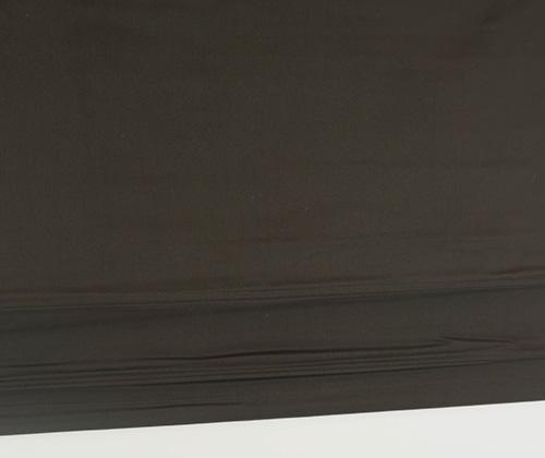 Kleurfoto van het vouwgordijn bruin