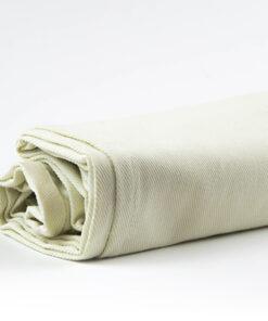 Productfoto van het vouwgordijn crème