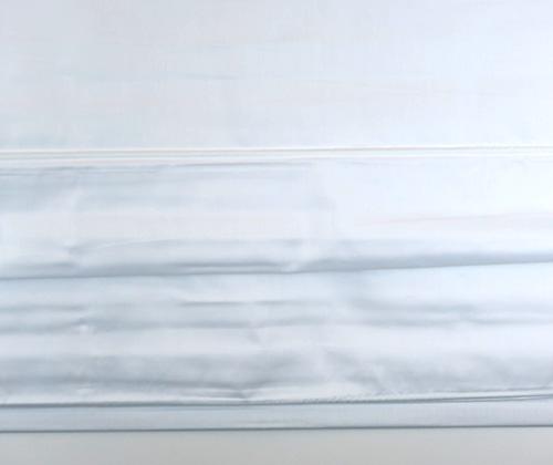 Kleurfoto van het vouwgordijn wit