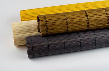 bamboe rolgordijnen breda � trisqnl