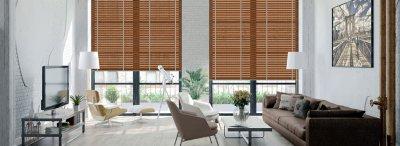 Hoe monteer je raamdecoratie schadevrij op kunststof kozijnen for Raamdecoratie hout