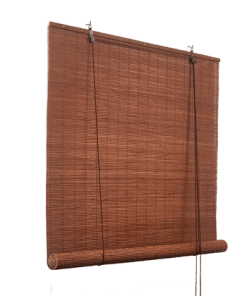Bamboe Rolgordijn Bruin 2 2021